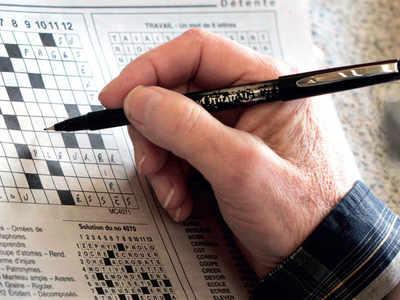 Crossword feuds