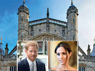 Britain's Prince Harry, Meghan Markle plan carriage ride after wedding in Windsor Castle