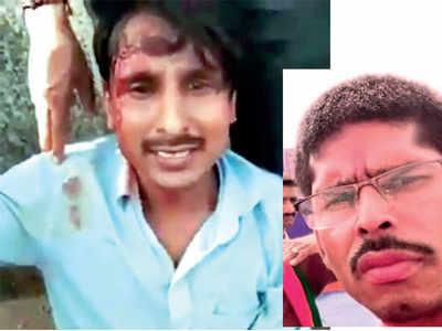 Surat BJP leader 'cheats and assaults' migrants
