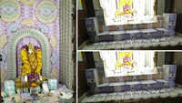 Tamil New Year: Idol in Coimbatore's Muthumariamman temple decorated with currency notes, diamonds