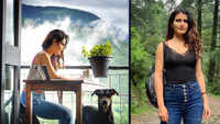 Fatima Sana Sheikh's photographs from her Himachal holiday will give you major vacation goals