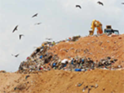 IISc scientists study the seismic response of Bengaluru's landfill
