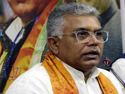 BJP leader Dilip Ghosh makes bizarre remark, says Indian cow milk contains gold and foreign cows are 'aunties'