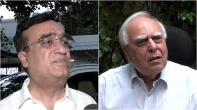 Punjab live updates: Ajay Maken rebukes Kapil Sibal over remarks on Punjab crisis