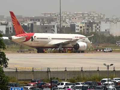 Air India pilot grounded for three months after failing alcohol test