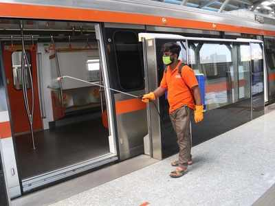 Ahmedabad Metro Passenger Services to remain shut on November 21 and 22