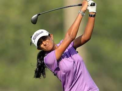 Oates Vic Open: Aditi Ashok stays bogey free, but slips to T-22