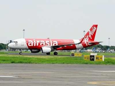 AirAsia flight makes emergency landing at Hyderabad Airport
