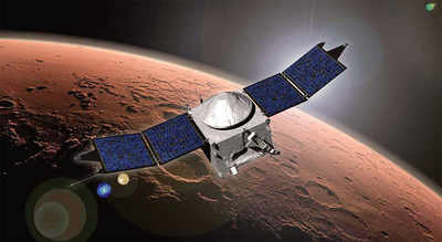 Now, a cooling system for shuttles entering the Martian atmosphere