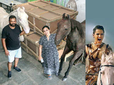 Meet the couple behind the animatronics for Tanhaji: The Unsung Warrior and Housefull 4