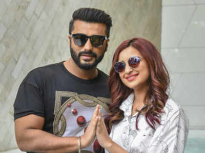 After Namaste England, Arjun Kapoor and Parineeti Chopra sign another film?
