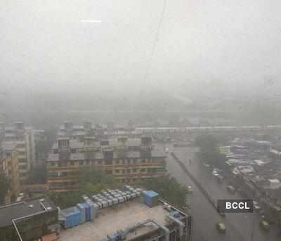 Mumbai rains: Heavy rains lash city, many offices ask employees to head home
