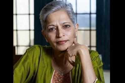 SIT to question criminal in connection with Gauri Lankesh killing