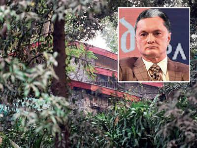Congress blocks bid to handover garden land to Raymond for private picnics