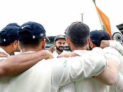 India under Virat Kohli's leadership ask Australia to follow-on on day four of Sydney test