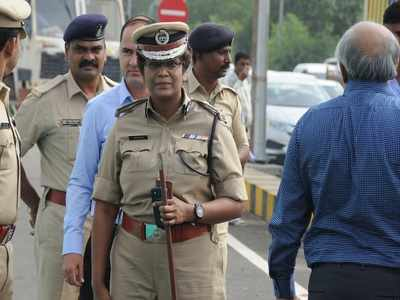 Three IPS officers transferred in Gujarat