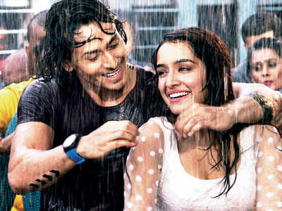 Tiger Shroff and Shraddha Kapoor to revisit their rain song for Baaghi 3