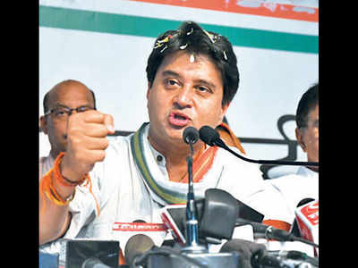 No party will get majority, Cong will form UPA plus plus: Scindia