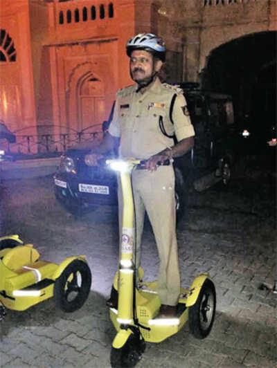 Eco-friendly policing kicks off in Mysore