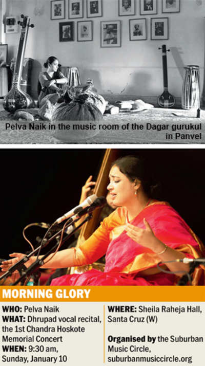 'Gender dissolves once the tanpura starts'