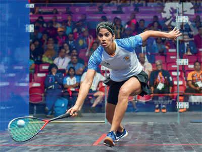 Asian Games 2018: Joshna Chinappa beats Nicol David, enters women's squash final