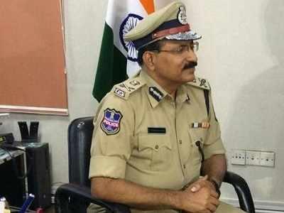 Mahender Reddy is Telangana's new DGP