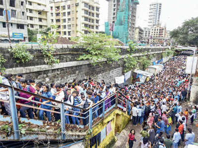 Here's why Lower Parel is a warning sign of what can be Mumbai's dire future