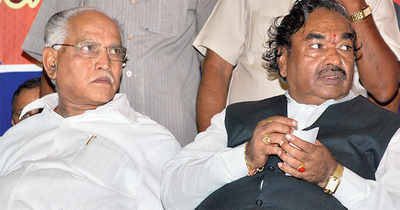Seeking fair probe, BS Yeddyurappa writes to Praveen Sood