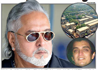 State of Arthur Road jail may prove to be Mallya's lucky break