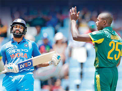 It's a matter of time before Rohit Sharma fires: Shikhar Dhawan