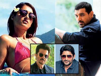 Anil Kapoor, Arshad Warsi, Ileana D'cruz join John Abraham in Anees Bazmee's Pagalpanti