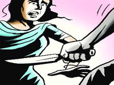 City on a short fuse: Woman slashed with dagger in fight over parking
