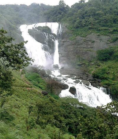 Triptease: The magical Mallalli falls