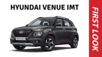 Hyundai Venue iMT: No clutch but manual?