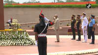 74th Independence Day: President Kovind pays tribute at National War Memorial