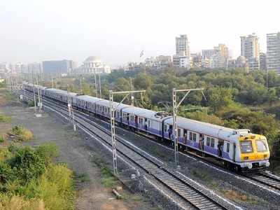 Crack on track between Sion-Matunga, Central railway services affected