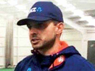 Visa issue delays new trainer Nick Webb, to join squad in Vizag
