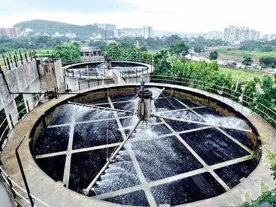 Malpractices at PCMC's sewage treatment plant in Pimple Nilakh: MPCB