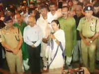Kolkata Majerhat bridge collapse: West Bengal CM Mamata Banerjee visits site, announces compensation