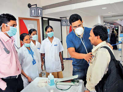 Govt's 5-point plan to combat swine flu