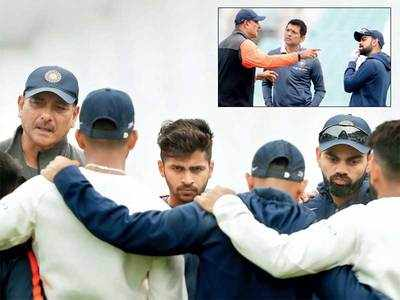 Following India vs England Test series defeat, coach Ravi Shastri in denial mode