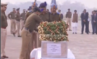 In insult to Handwara martyr, no govt officials present during homage to mortal remains
