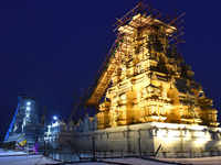 Lord Balaji temple opens in Jubilee Hills in Hyderabad