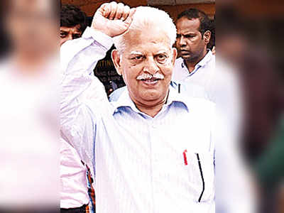 Shift Varavara Rao to pvt hospital: NHRC