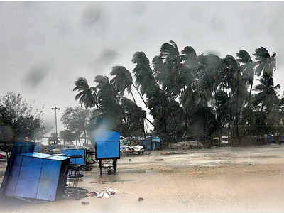 Four killed, seven hurt as Cyclone Nisarga pounds state; Raigad worst-affected district