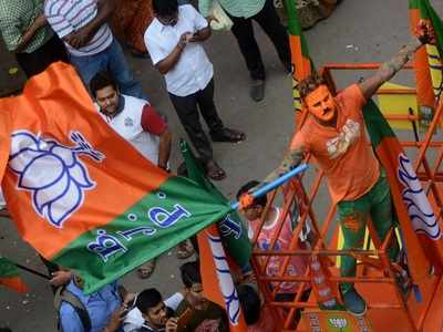 BJP's journey from just two seats in Lok Sabha in 1984 to winning two back-to-back majority