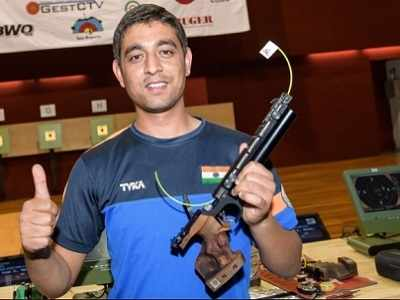 ISSF World Cup: Shahzar Rizvi wins gold and sets world record, Mehuli Ghosh bags bronze in maiden World Cup appearance