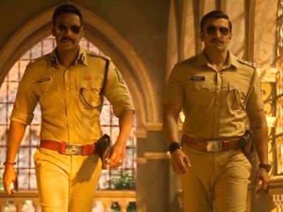 Ajay Devgn, Ranveer Singh show power of the uniform in new song Mera Wala Dance
