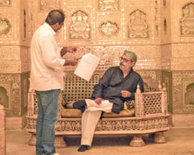 How Bhansali tried hard to make history