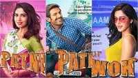 Pati Patni Aur Woh: Kartik Aaryan, Bhumi Pednekar and Ananya Panday's first looks revealed